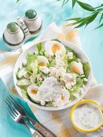 verse salade foto
