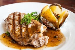 steak. foto