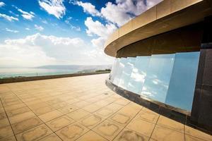 landschap zee van Galilea