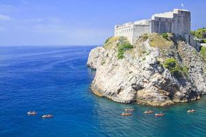 Kroatië, Dubrovnik foto