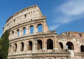 Colosseum landschap close-up foto