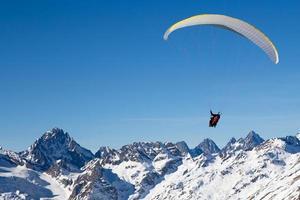 paragliden foto