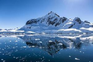 antarctica landschap-10 foto