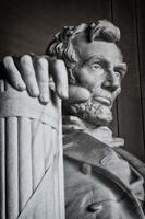 lincoln memorial standbeeld