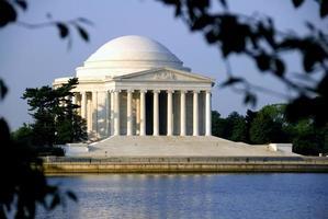 gedenkteken van Thomas Jefferson