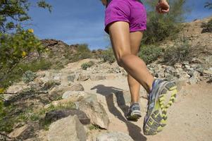 Desert Trail Run foto