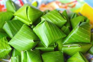 het dessert van Thailand - vers kaarsendessert