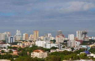 Santo Domingo van de binnenstad foto