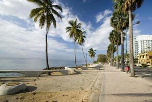boulevard Santo Domingo foto