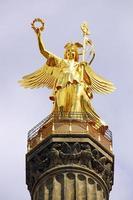 overwinningskolom, Berlijn, Duitsland foto