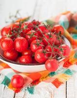 Cherry-tomaten foto