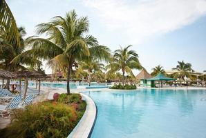 caribbean resort foto
