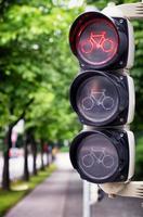 verkeerslicht voor fietsen