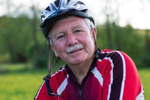 fietser foto