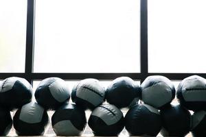 fitness ballen foto
