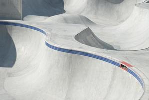 skate- en fietsenstalling foto