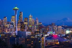 Seattle, Washington foto