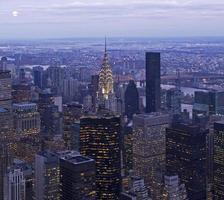 oostelijke binnenstad, Manhattan foto