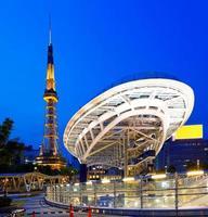 Nagoya televisietoren foto