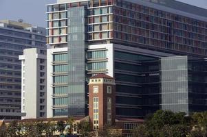 het ziekenhuis sirirat van Thailand Bangkok foto
