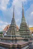 wat photempel Bangkok Thailand foto