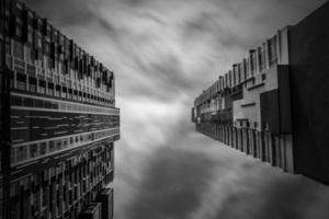 twin gebouw foto
