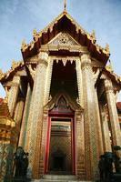 meester tempel foto