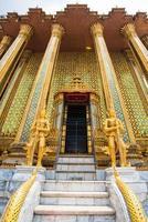 bewakers van het grote paleis foto