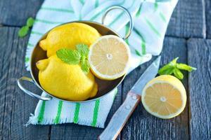 citroenen foto