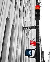Wall Street: stoppen of gaan? foto