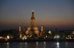 Thailand Bangkok wat arun foto