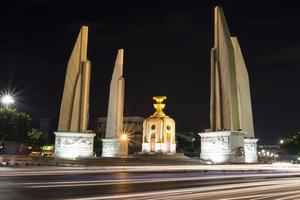 democratie monument foto