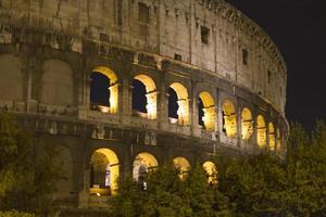 colosseum in rome, Italië foto