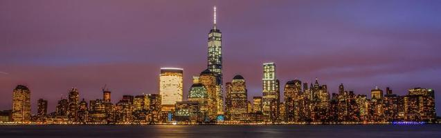newyork skyline foto