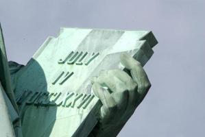 Vrijheidsbeeld, New York foto