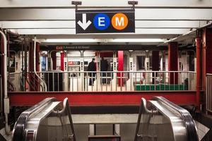 nyc metro foto