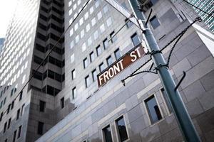 front street teken foto