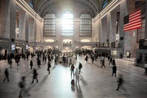 Grand Central Station, New York City, Verenigde Staten foto