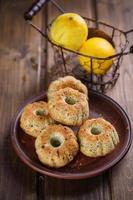 muffins met citroen foto