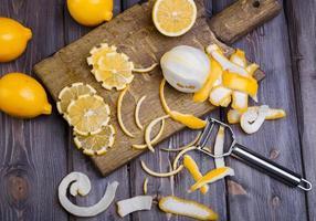 rustige citroenen