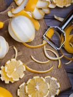 rustige citroenen foto