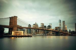 Manhattan centrum foto