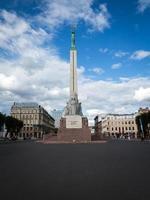 Vrijheidsbeeld, Riga foto
