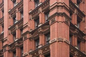 architectonisch detail foto