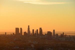 Los Angeles centrum foto