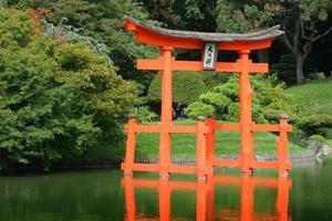 Japanse tuin foto