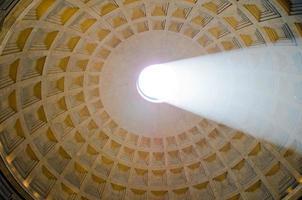 pantheon licht foto