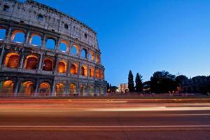 colosseum rome foto