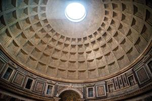 pantheon, rome foto