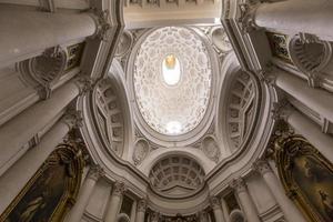 San Carlo Alle Quattro Fontane kerk, Rome, Italië foto